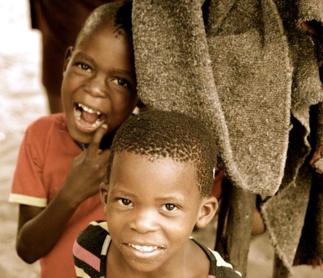 KHWE BUSHMEN OF SOUTHERN AFRICA